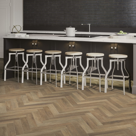 Greenwood Glazed Porcelain Plank Wood Look Tile | Rondine