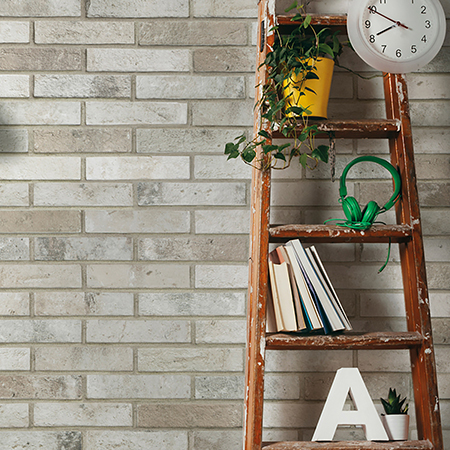 London Brick Glazed Porcelain Tile Olympia