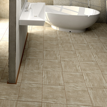 Romano Porcelain Floor Tile | by Kate-Lo Tile and Stone.