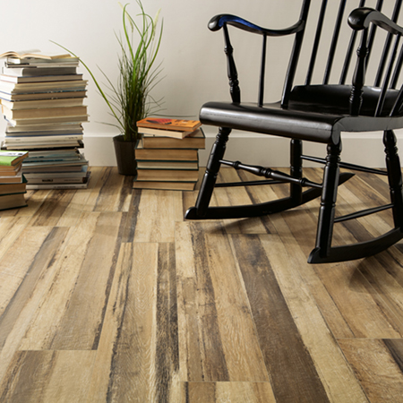 Wood Plank Selva Color Base Porcelain Tile | Vallelunga