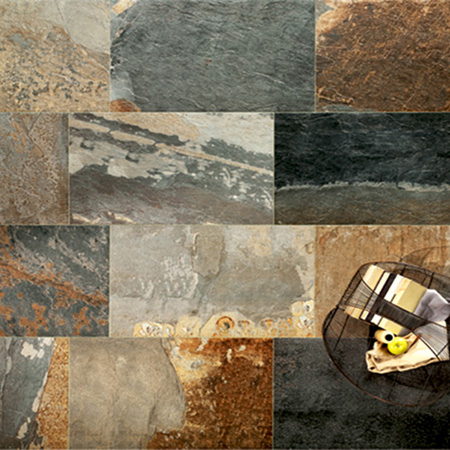 Slately Porcelain Tile | Edimax Kate-Lo Tile