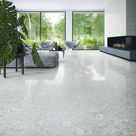 Bianco | Color Base Porcelain Tile | Lombarda Ergon