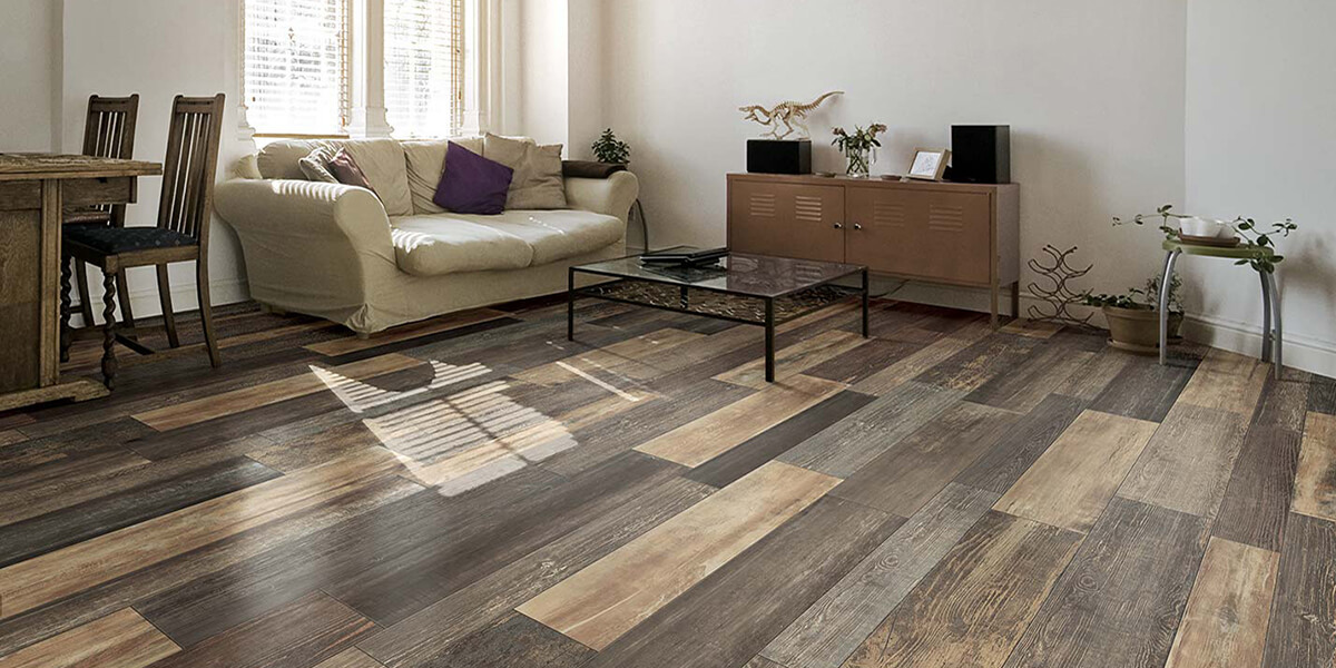 Loft Wood Look Tile Multicolor Florim Milestone