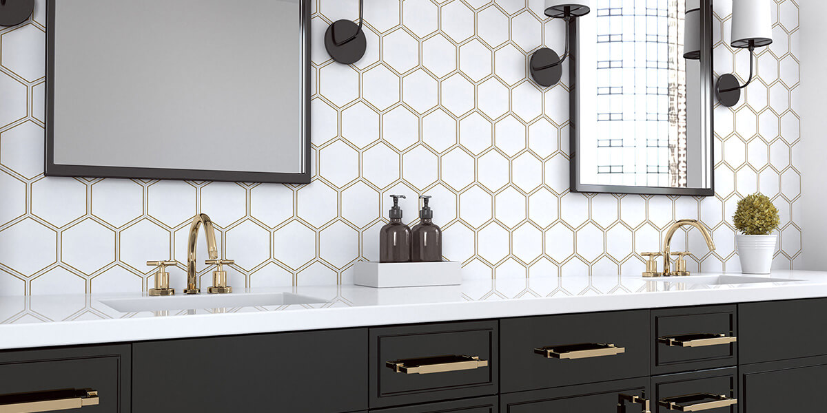 hex ceramic tile | Kate-lo tile & stone